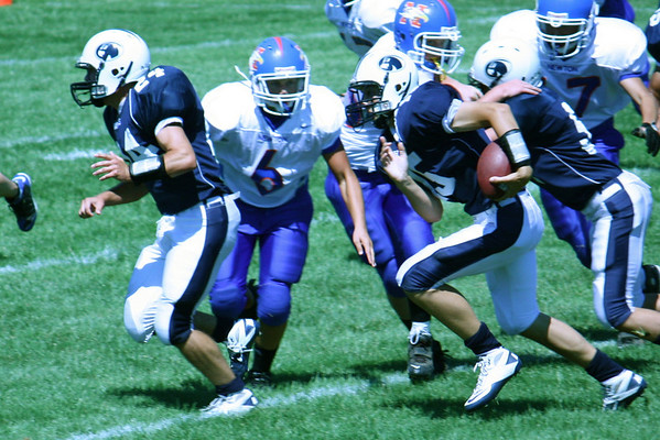 Sophomore Football 2010