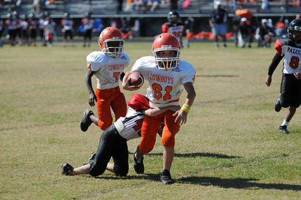 Cowboys vs. Falcons 2008