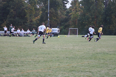 South Central Soccer Oct. 5 2013