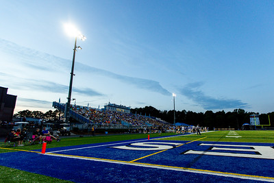 Scenes from Dawson County versus South Forsyth at South Forsyth High School on Friday, September 3rd, 2021. (Photo by Mitch Martin)