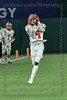 South Grand Prairie WR #4 Josh Nicholson makes the catch for a huge gain at the start of the game.