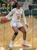 #11 SGP guard Jahcelyn Hartfield.<br /> South Grand Prairie High girls basketball takes on DeSoto High girls basketball team in the Texas State 6A semi-finals.
