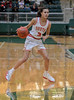 #3 SGP guard Kiara Jackson<br /> South Grand Prairie High girls basketball takes on DeSoto High girls basketball team in the Texas State 6A semi-finals.