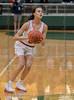 #3 SGP guard Kiara Jackson.<br /> South Grand Prairie High girls basketball takes on DeSoto High girls basketball team in the Texas State 6A semi-finals.