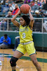 #3 DeSoto guard Kayla Glover.<br /> South Grand Prairie High girls basketball takes on DeSoto High girls basketball team in the Texas State 6A semi-finals.