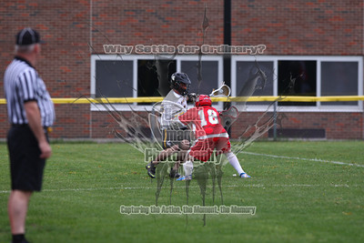 Varsity Boys Lacrosse 11May13