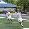 Matt Hamilton/The Daily Citizen<br /> SE14 celebrates after scoring the game winning goal.