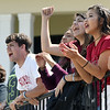 Matt Hamilton/The Daily Citizen<br /> SE fans cheer on the raiders.