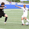 Matt Hamilton/The Daily Citizen<br /> DH4 can't stop SE14 as he scores the second goal of the day for the Raiders.
