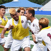 Matt Hamilton/The Daily Citizen<br /> SE celebrates after SE14 scored the winning goal.