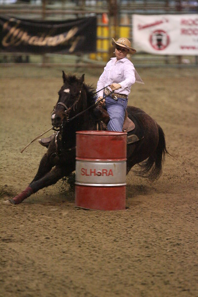 Southeast Louisiana High School Rodeo 02 24 2007 A 325