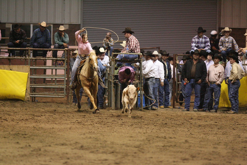 Southeast Louisiana High School Rodeo 02 24 2007 B 134