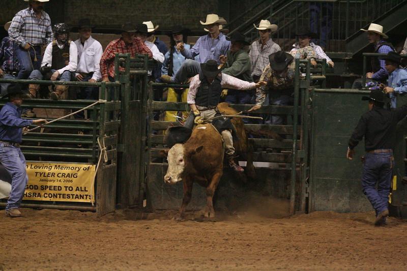 Southeast Louisiana High School Rodeo 02 24 2007 C 073