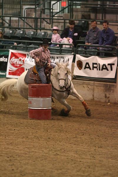 Southeast Louisiana Jr High School Rodeo 02 25 2007 A 055