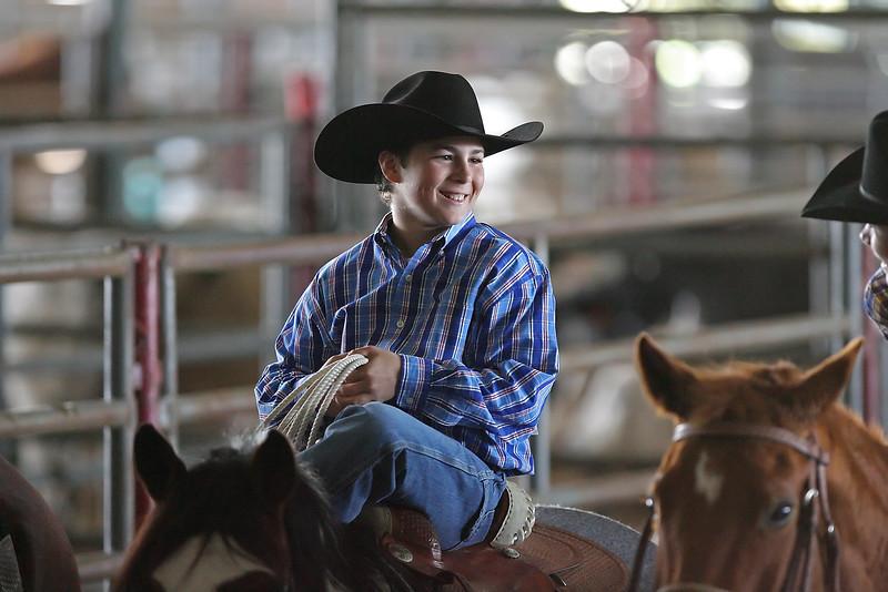 Southeast Louisiana Jr High School Rodeo 02 25 2007 A 623