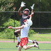 Matt Hamilton/Daily Citizen-News<br /> WA23 Paul Johnson makes a catch.