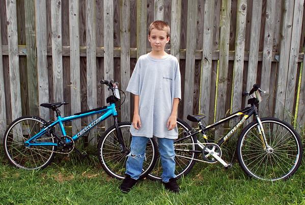 6/2008 New Bikes