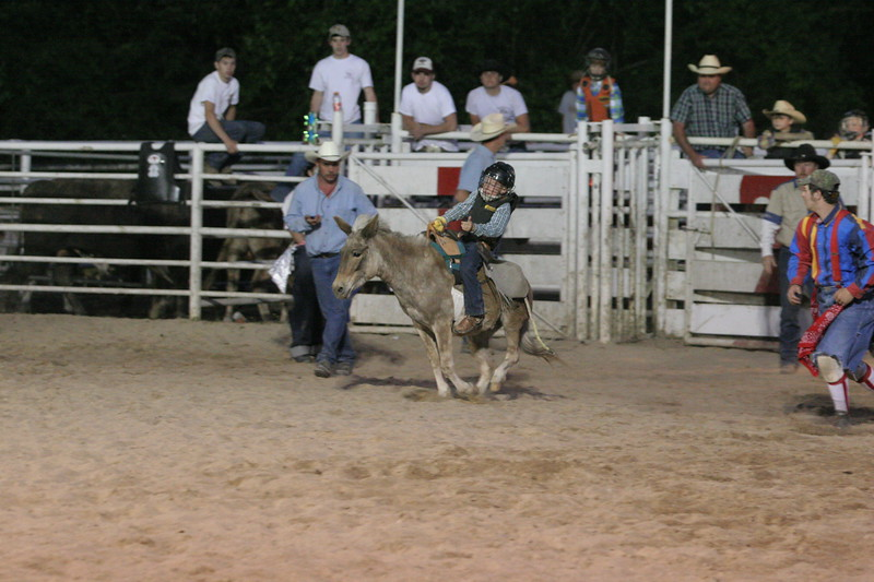 Southern Pride Youth Rodeo 04 08 2006 C 145
