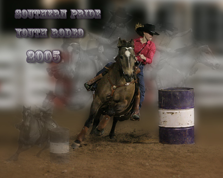 Southern Pride Youth Rodeo 12 10 05  B 062 16X20