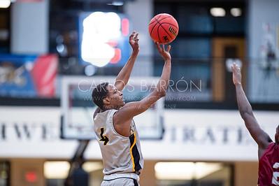SU Men's Basketball vs Austin College - March 2021