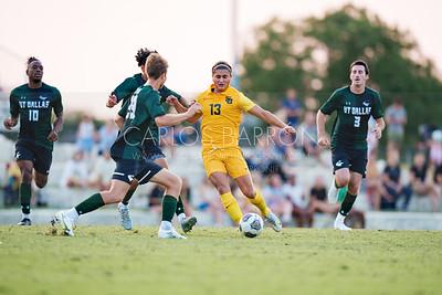 SU Men's Soccer vs Texas-Dallas - September 2021
