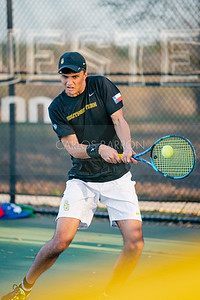 SU Men's Tennis - March 2021