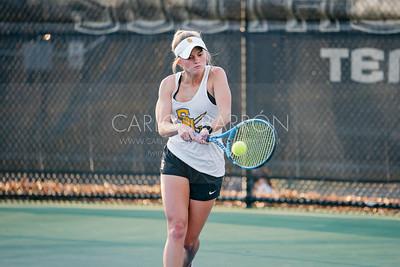 SU Women's Tennis - March 2021