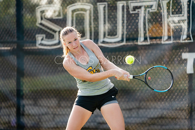 SU Women's Tennis - September 2019