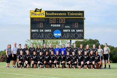 SU Women's Soccer 2016 - Team Photo