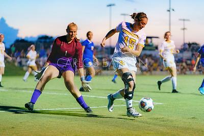 SU Women's Soccer vs JWU - September 2019