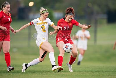SU Women's Soccer vs St. Thomas - April 2021