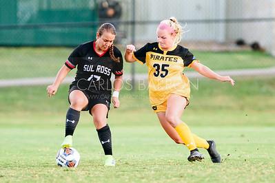 SU Women's Soccer vs Sul Ross State -  August 2019