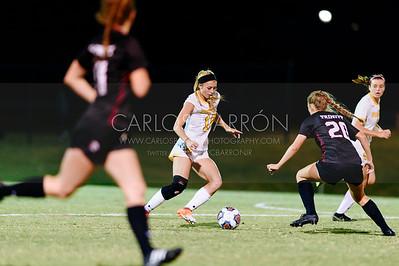 SU Women's Soccer vs Trinity U Tigers - October 2019
