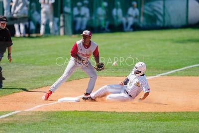 SU Baseball vs Austin College - April 2021