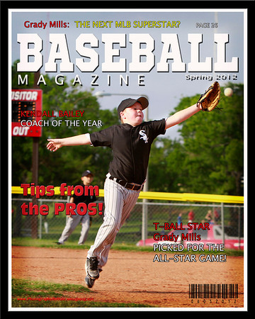Grady Mills Magazine Cover