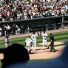 Jermaine Dye hit a home run.