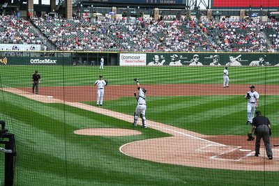 Sox Game August 25, 2007