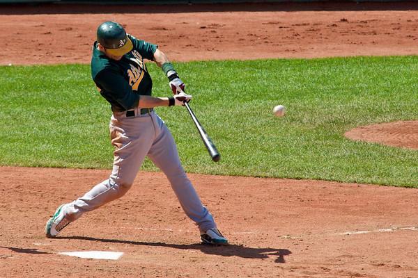 Sox vs. A's, 7/31/09