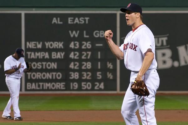 Sox vs. Dodgers, 06/20/10