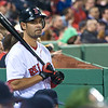 From trade throw-in, to World Series MVP, and now part-time player. We're not sure how much longer we'll get to see Mike Lowell in a Sox uniform, but it has been a pleasure. 4/22/10