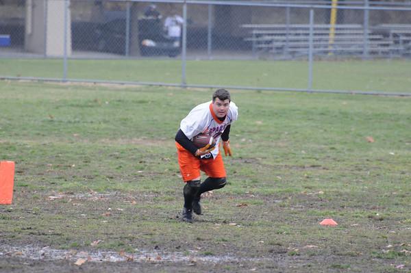 Sparks Football 12/9/07