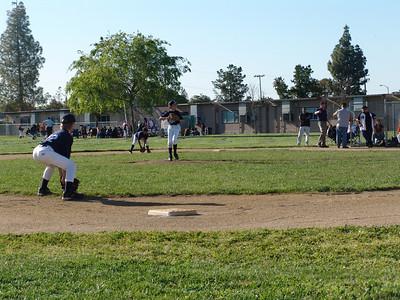 Yankees vs Spartan Little League 3  4-7-10
