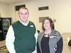 Jonathan & Missy Edgemon attending/enjoying Hall of Fame reception.
