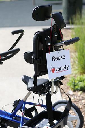Special Needs Bike Presentation / Ashley Oakland Park