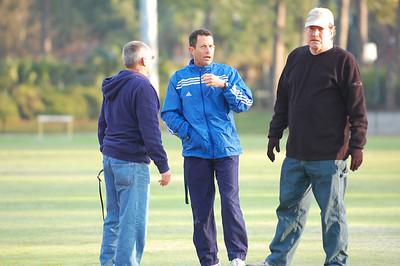 Bill Lott, Gary Droze, and Tom Perkins.