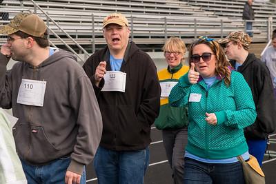 Special Olympics Area 6 Track & Field in Litchfield, Minnesota