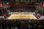 18 February 2012: Senior Joe Ragland recorded a game-high 30 points and seven rebounds as No. 24 Wichita State beat Davidson, 91-74, Saturday in a Sears BracketBuster match-up at John M. Belk Arena in Davidson, North Carolina.