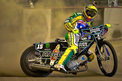 Darcy Ward - Monster Energy World Speedway Invitational 2013