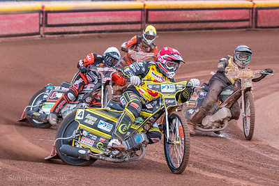 2017 National League Speedway Birmingham Brummies v Mildenhall August 16th