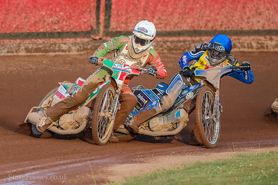 2017 National League Speedway Birmingham Brummies v Cradley Heathens 5th July